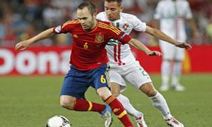 स्पेन फाइनलमा