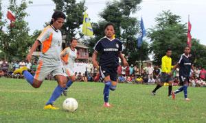 एपीएफ र नेपाल प्रहरी सेमीफाइनलमा