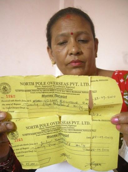 वैदेशिक रोजगारः ढुक्कको ठगी