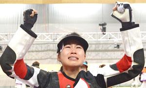 लन्डन ओलम्पिक्सको पहिलो स्वर्ण चीनलाई