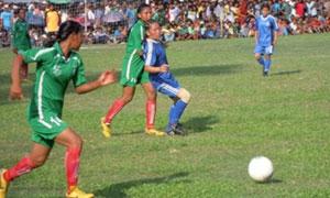 राष्ट्रिय महिला फुटबल उपाधि विभागीय टीमले जित्ने पक्का