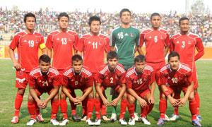 फिफा वरियतामा नेपाल ७ स्थान तल