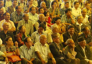 साहित्य महोत्सव शुरु;  नेपाली समाज, साहित्यको भाषा र नारी चिन्तनबारे बहस