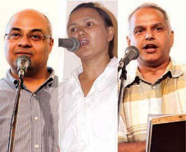 फरक क्षेत्रका व्यक्तिहरूको बेजोड प्रस्तुति 'ठाडै ठट्टा'