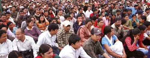 संघ विवादः नेपाल कसको ?