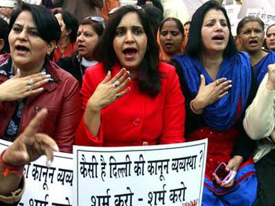 सामूहिक बलात्कारीलाई मृत्युदण्डको माग गर्दै प्रदर्शन जारी