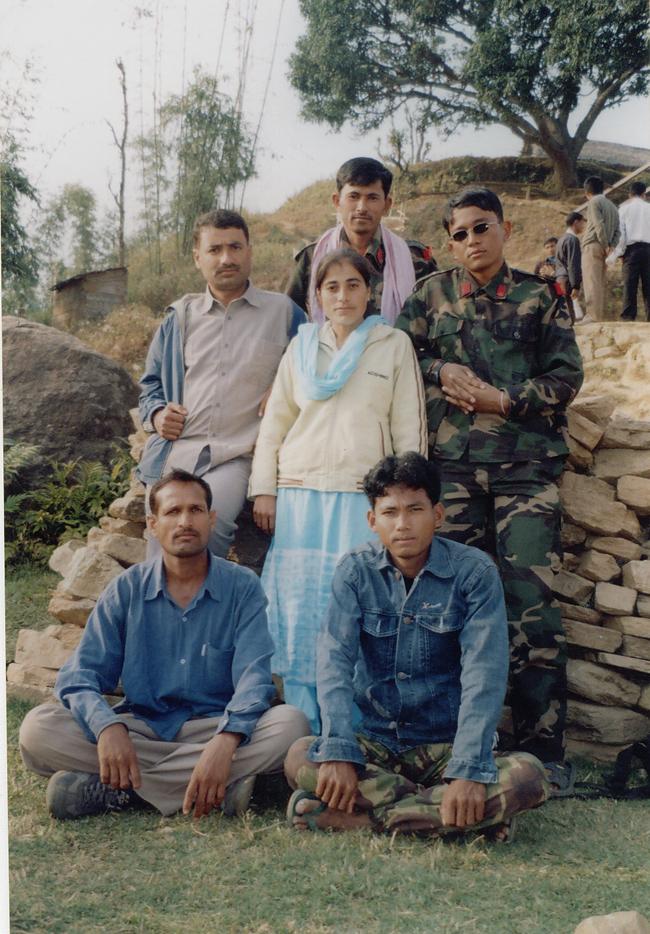 माओवादी हिरासत बर्बरताको केन्द्र