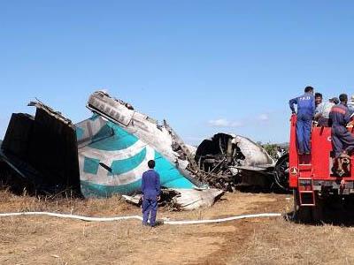 ७१ जना सवार विमान दुर्घटना, ७० सकुशल