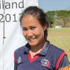 एसीसी महिला च्याम्पियनसिप क्रिकेटमा नेपाल समुह विजेता