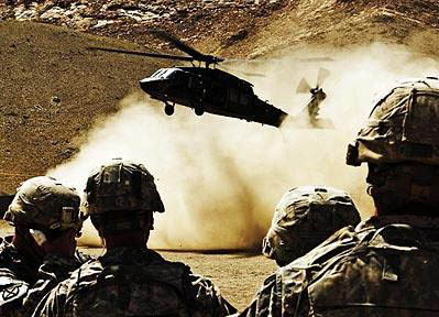 सन् २०१२ मा चारसय पाँच नेटो सैनिक मारिए