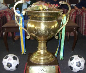 विराटनगरमा विराट गोल्ड कप फुटबल