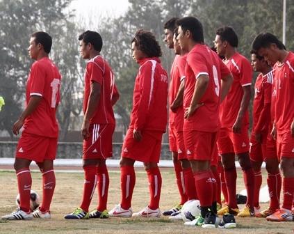 नेपाल एएफसी कपको समूह चरणबाटै बाहिरियो