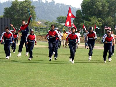 क्रिकेटमा ऐतिहासिक सफलताः नेपाल डिभिजन- २ मा