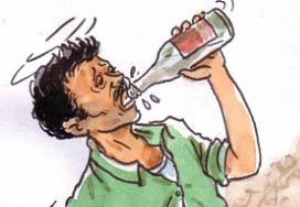 माओवादीद्वारा दिउँसो मदिरा बेच्न रोक