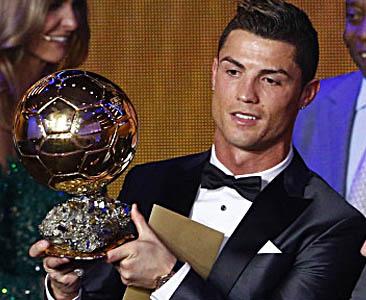 रोनाल्डो सर्वोत्कृष्ट फुटबलर