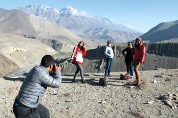 पर्यटक नेपाली