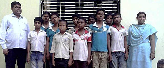 भारतमा अलपत्र १० बालकको उद्धार