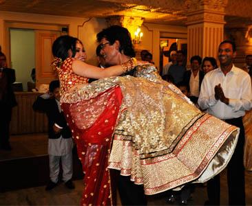 राजेश हमालको विवाह–भोज (फोटो फिचर)