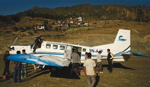 विमान यात्राः नेपालगञ्ज भनेर सुर्खेत