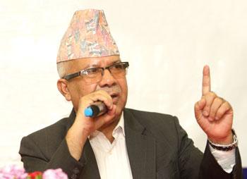 'यसकारण माधव नेपाल'-रघु पन्त