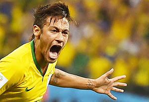 ब्राजिलको जीत