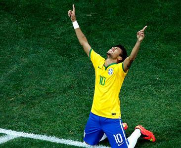 नेमारको जादु चल्यो, ब्राजिलको विजयी शुरुवात