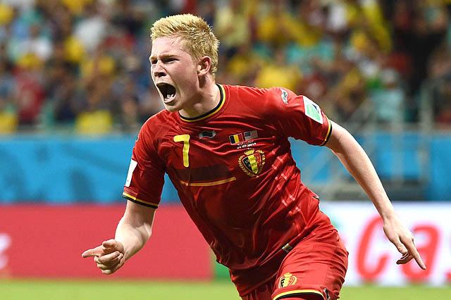 बेल्जियम अमेरिकालाई हराउँदै अन्तिम आठमा
