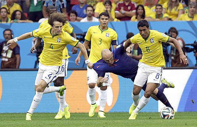 विश्वकप फुटबल: नेदरल्यान्ड्स तेस्रो