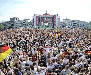 विश्वकपः जर्मनी अहिले पार्टीमा मस्त छ