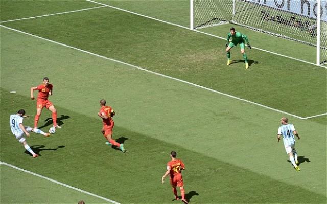 अर्जेन्टिना बेल्जियमलाई हराउँदै सेमी फाइनलमा