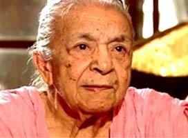 भारतीय अभिनेत्री ज़ोहरा सहगलको निधन