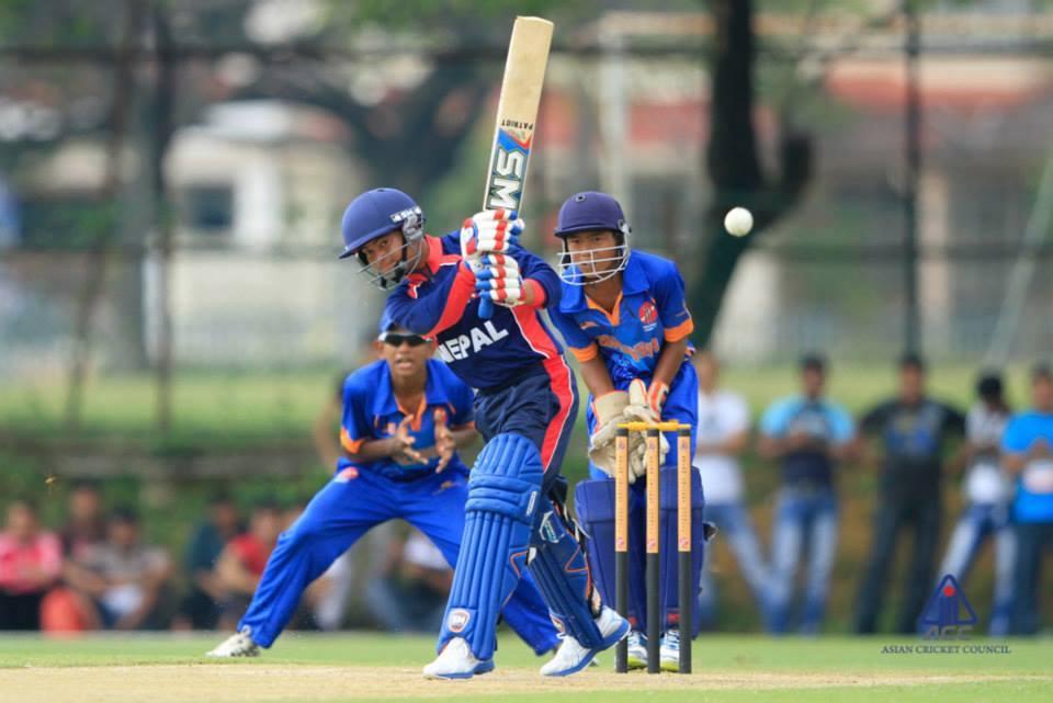 नेपाललाई एसीसी यु–१६ प्रिमियर क्रिकेटको उपाधि