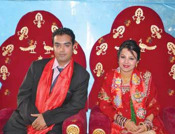 नेपाली समाजमा 'फेसबुक विवाह'