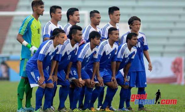 मैत्रीपूर्ण खेलमा नेपाल पराजित