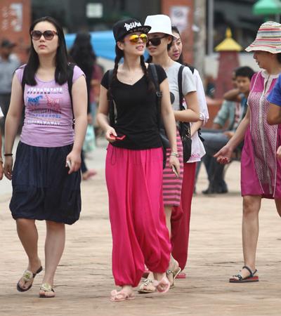 पर्यटन उद्योग: उत्थानको आशा