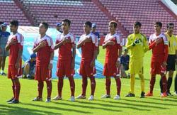कोरियासँग नेपाल ४–१ ले पराजित