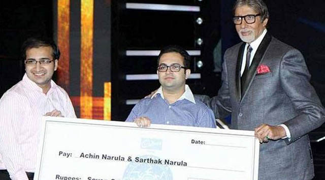 केबीसीमा दिल्लीका दाजुभाईले जिते ७ करोड