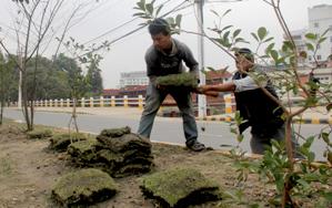 काठमाडौंको कच्ची विकास