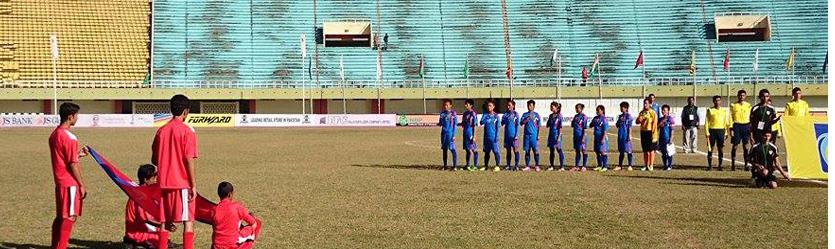 नेपाल भुटानविरुद्ध ८–० गोलले  विजयी