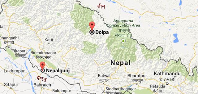 माओवादीको बन्दले डोल्पादेखि नेपालगञ्ज हिंड्नु पर्ने वाध्यता