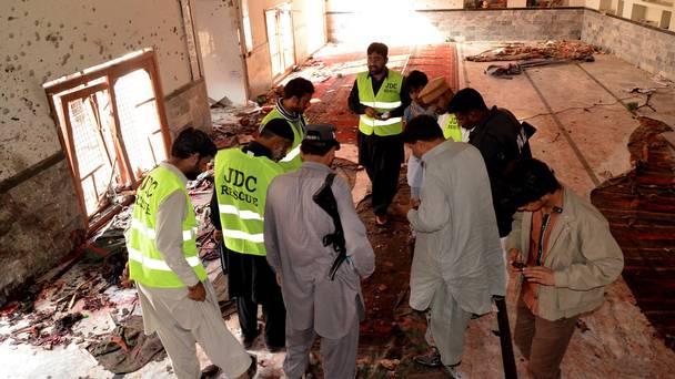 पाकिस्तानः शिया मस्जिदमा विष्फोट, ४९ को मृत्यु