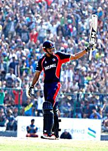डिभिजन टु क्रिकेटः नेपाल जीत नजिक