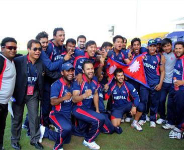 नेपाली क्रिकेटलाई अवसर
