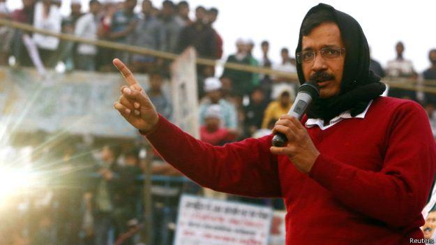 दिल्लीमा केजरीवालको सरकार बन्नेः एग्जिट पोल