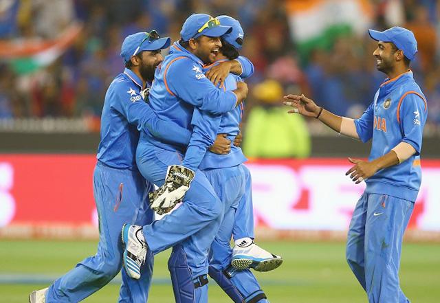 भारत विश्वकप क्रिकेटको सेमी फाइनलमा