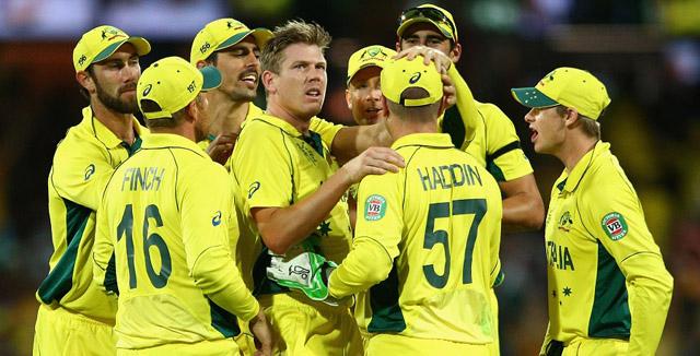 भारतलाई पराजित गर्दै अष्ट्रेलिया विश्वकप क्रिकेटकाे फाइनलमा