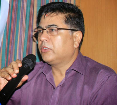 चिरञ्जीवि नेपाल गर्भनर नियुक्त