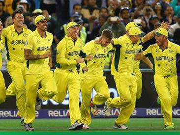 विश्वकप क्रिकेटः अष्ट्रेलिया पाँचौ पटक विश्वच्याम्पियन