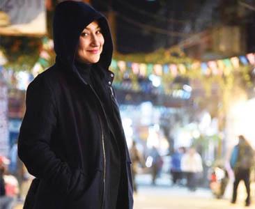 ब्युटि विथ ब्रेनः रविना देसराज