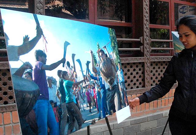 'काठमाडौंले नचिनेको' मध्यपश्चिमका तस्वीर